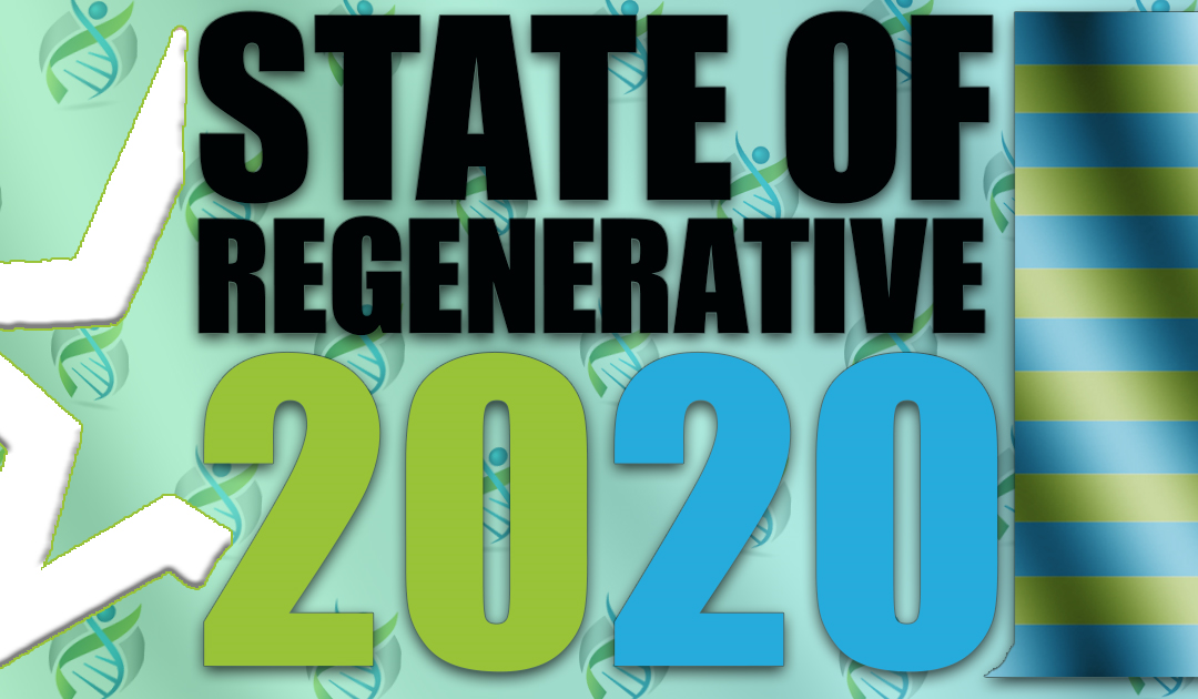 First Annual State of Regenerative Survey, 2020 Edition is Live!